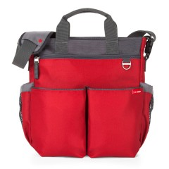 Bolso de Pañales Duo Signature Red de Skiphop