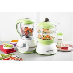 Robot de Cocina Nutribaby Zen Verde de Babymoov