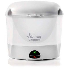 Esterilizador eléctrico Closer to Nature de Tommee Tippee