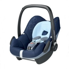 Silla de Coche Grupo 0+ Pebble Dress Blue de Bébé Confort