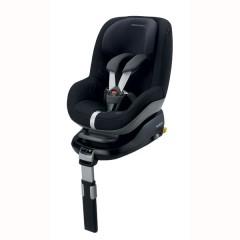 Silla de Coche Grupo 1 Isofix Pearl Total Black de Bebé Confort