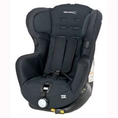 Silla de Coche Grupo 1 Iseos Isofix Total Black de Bébé Confort