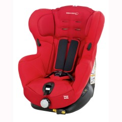 Silla de Coche Grupo 1 Iseos Isofix Intense Red de Bébé Confort