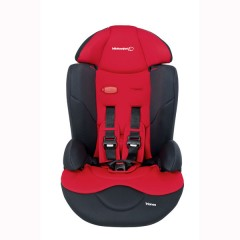 Silla de coche grupo 1/2/3 Trianos Intense Red de Bébé Confort