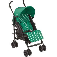 Silla de Paseo B-Smart Feria Green de Bebé Due