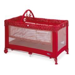 Cuna de Viaje Looping Red (elevador + Arco Juego) de Bebé Due