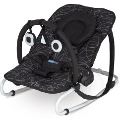 Hamaca Practic Looping Black de Bebé Due