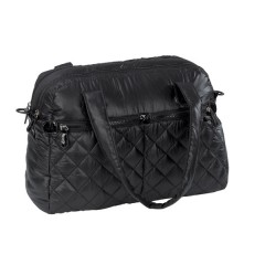 Bolso Maternal Corina Black de Bebé Due