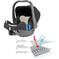 Colchoneta KEEP COOL para BABY SAFE de RÖMER -producto con Tara