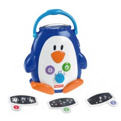 Pingüino Proyector Musical de Fisher Price