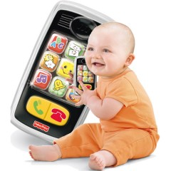 Teléfono Divertiteclas de Fisher-price