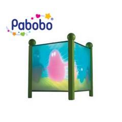 Lámpara Carrusel Barbapapá Pabobo