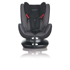 Silla Auto Grupo 1/2 Wave Grey/black de Casualplay