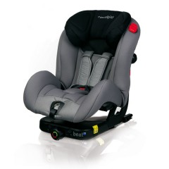 Silla Auto Grupo 1/2 Beat Fix Technical Grey de Casualplay