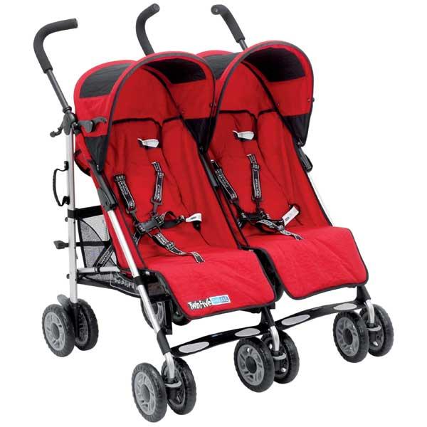 Un buen coche de conducci n sillas paseo gemelares for Sillas maclaren baratas