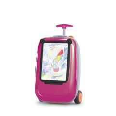 TROLLEY MALETA GO VINCI Pink de Benbat