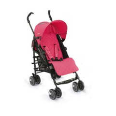 Silla de Paseo B-Smart Looping Fucsia de Bebé Due
