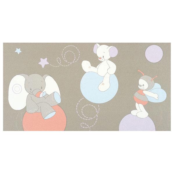 Cenefa adhesiva bubbles de nattou todopap s - Cenefa habitacion bebe ...