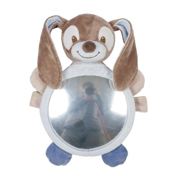 Espejo retrovisor conejo rosy emil de nattou todopap s for Espejo retrovisor bebe