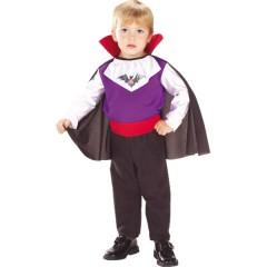 Disfraz Drácula (talla 1-2 Años)
