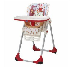 Trona Polly 2 en 1 Happy Land de Chicco