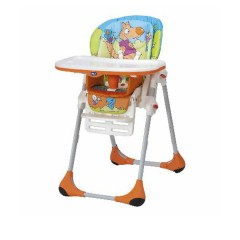 Trona Polly 2 en 1 Wood Friends de Chicco