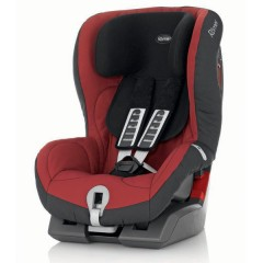 Silla Auto Grupo I King Plus Chilli Pepper de Römer