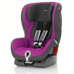 Silla Auto Grupo I King Plus Cool Berry de Römer