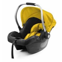 Silla de Auto Grupo 0+ Egg0+ Yellow de Babyhome