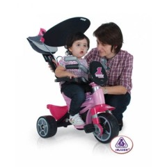 Triciclo Body Completo Girl de Injusa