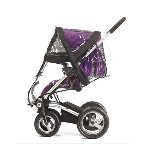 Protector de lluvia para silla de paseo rider dx de mutsy todopap s - Protector coche silla bebe ...