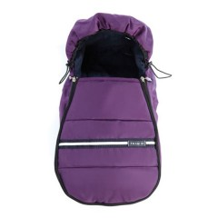 Saco para El Grupo 0+ Safe2go Color Team Purple de Mutsy