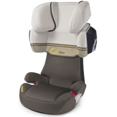 Silla de Auto Grupo Ii Iii Solution X2 Natural de Cybex