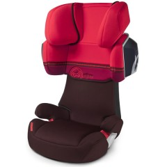 Silla de Auto Grupo Ii Iii Solution X2 Poppy Red de Cybex