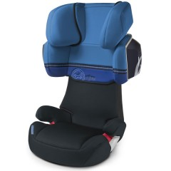 Silla de Auto Grupo Ii Iii Solution X2 Heavenly Blue de Cybex