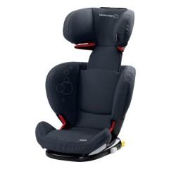 Silla de Auto Grupo 2/3 Rodifix Total Black de Bébé Confort