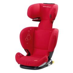 Silla de auto grupo 2/3 Rodifix Intense Red de Bébé Confort