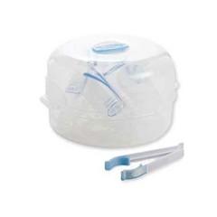 Esterilizador Vapor Microondas Azul de Dr. Brown´s