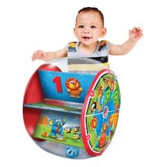 Taburete y Rodillo Aprendizaje de Play Wow