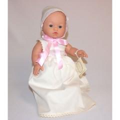 Muñeca Coquita de Bautizo de D´nenes