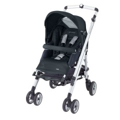 Silla de Paseo Loola Up Total Black de Bébé Confort