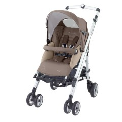Silla de Paseo Loola Up Walnut Brown de Bébé Confort