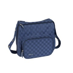 Bolsa Maternal Pb Evo Blue de Bebé Due