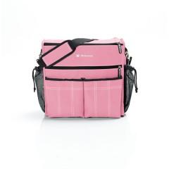 Bolso Urban Xl Pink Candy de Bebemon