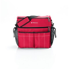 Bolso Urban Xl Passion Red de Bebemon