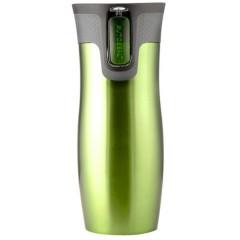 Termo WEST LOOP Acero inox. verde 470 ml de Contigo
