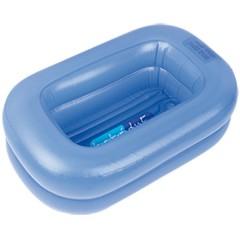 Bañera Inflable Tubb Azul de Bebé Due