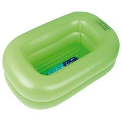 Bañera Inflable Tubb Verde de Bebé Due