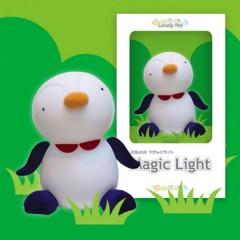 Luz de Compañía En Forma de Pingüino