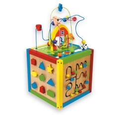 Dado 5 Actividades de Andreu Toys